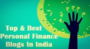 best personal finance blogs list in india