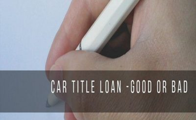 pros and cons of car title loan