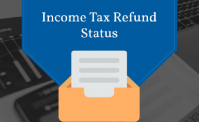 know your income tax refund status