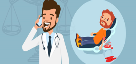 types of medical negligence claims