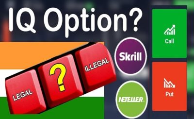iq option legal in india