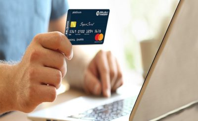 apply bajaj finserv cards online
