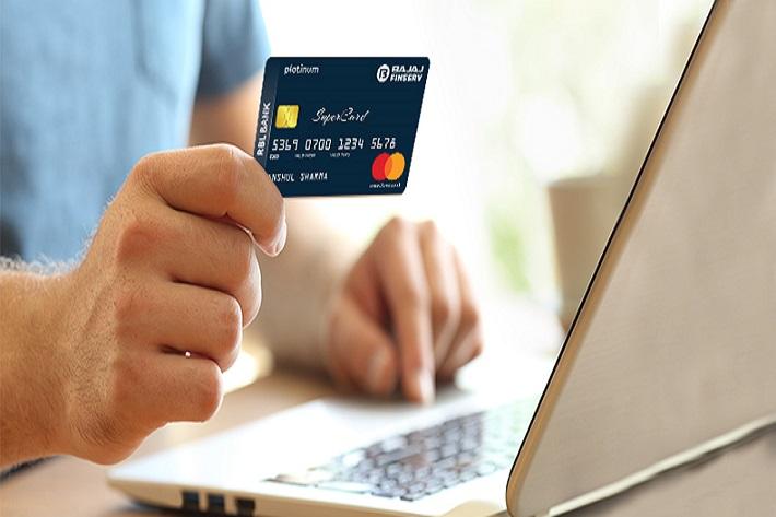 apply bajaj finserv cards online